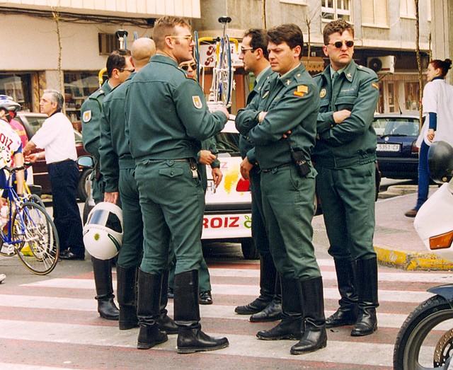 Guardia civil de tr fico flickr photo sharing - Guardia civil trafico zaragoza ...