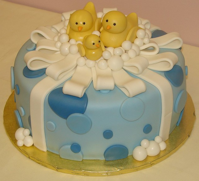 Rubber Duck Baby Shower Cakes http://www.flickr.com/photos/jmccustomcakes/4744163099/