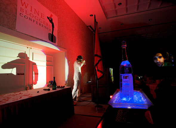 Wine Blog Awards Ceremony