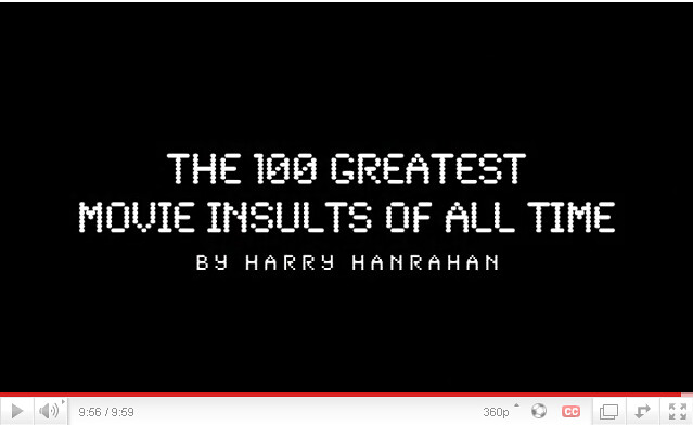 The 100 Greatest Movie Insults of All Time