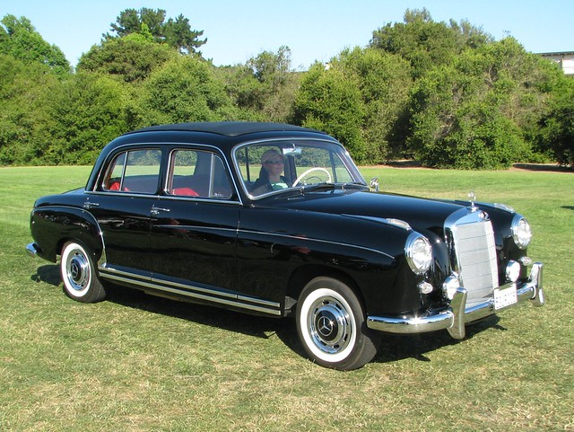 1959 mercedes benz 220 se sedan 1 flickr photo sharing. Black Bedroom Furniture Sets. Home Design Ideas