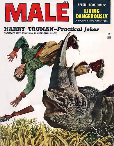 1954 ... practical joker!