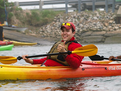 whitewater kayaking(0.0), canoeing(0.0), canoe(1.0), vehicle(1.0), canoe sprint(1.0), watercraft rowing(1.0), kayak(1.0), boating(1.0), kayaking(1.0), watercraft(1.0), sea kayak(1.0), boat(1.0), paddle(1.0),