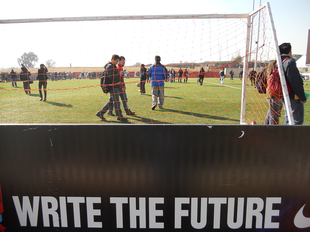 Nike Soweto Training Academy