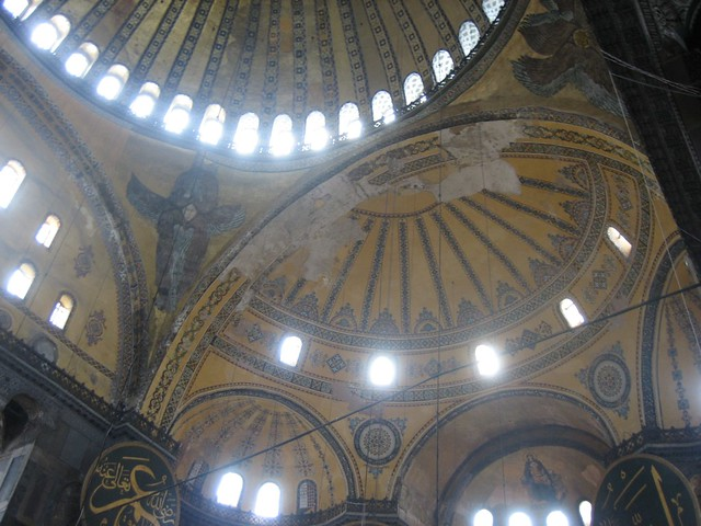 Domes and Seraphim
