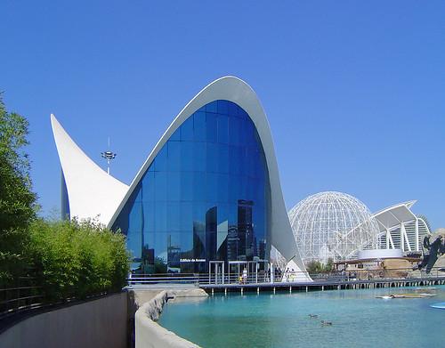 Oceanografic, CAC Valencia, Spain, by jmhdezhdez
