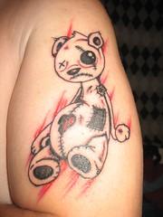 Beary Tattoo