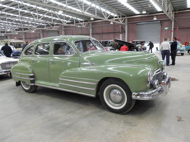 Buick eight special four door sedan flickr photo sharing for 1951 buick special 4 door