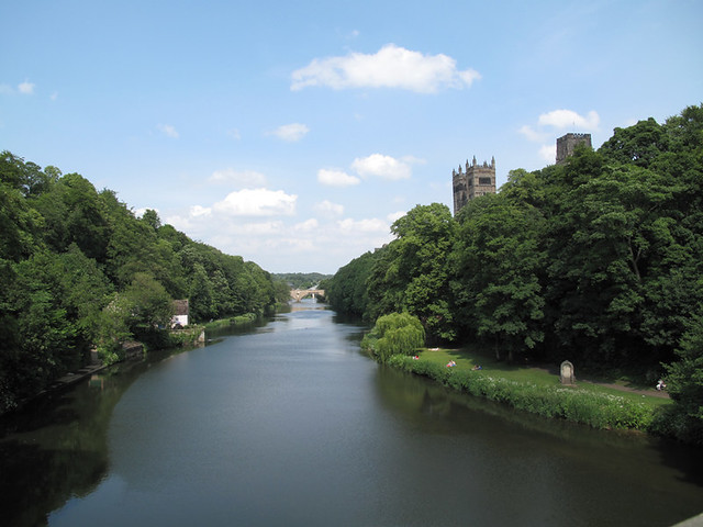 River Wear, Durham, England | Emma Lamb