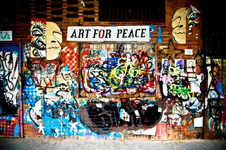 """Art For Peace"""
