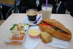 Vietnamese Breakfast in Springvale
