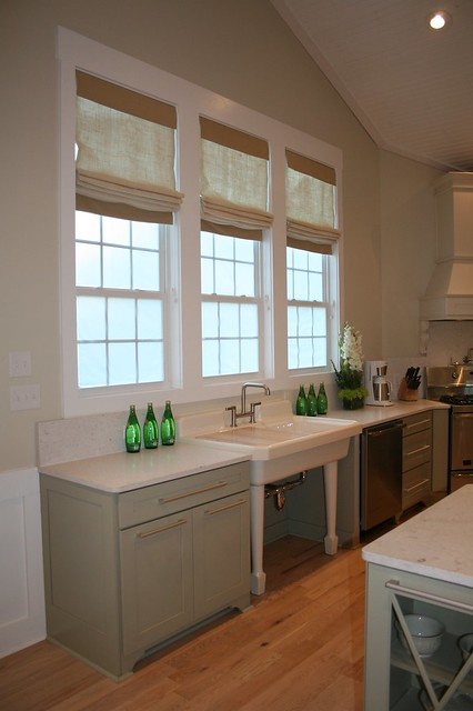 Roman Shades In The Kitchen Flickr Photo Sharing