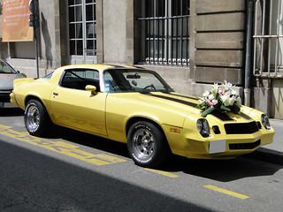 Chevrolet Camaro 79