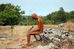 skulptur i pilane 2010