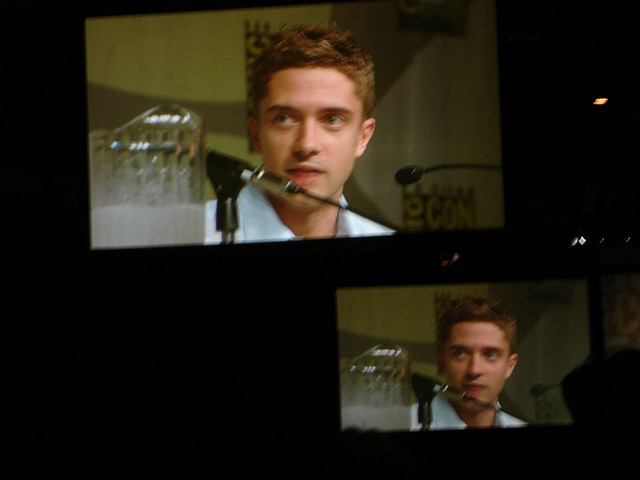 Header of Topher Grace