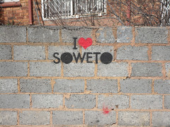 Get on a bike and see if you'll love Soweto too.