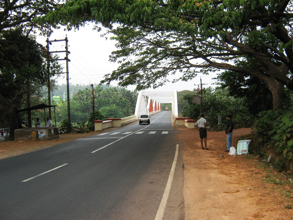 Thekkil Bridge, Kasargod
