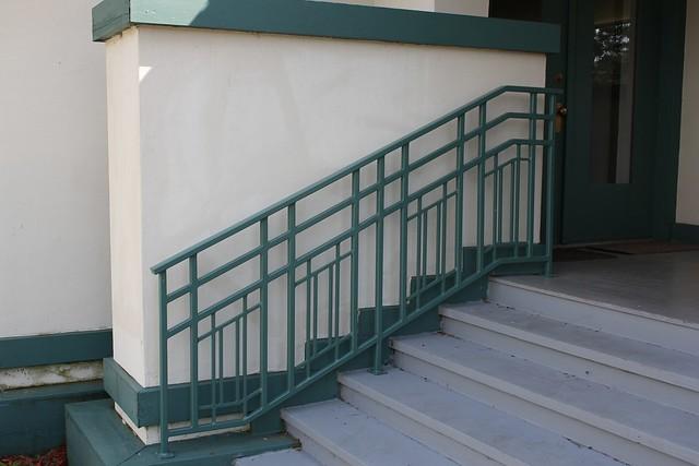 2381 Railing Frank Lloyd Wright Style Flickr Photo