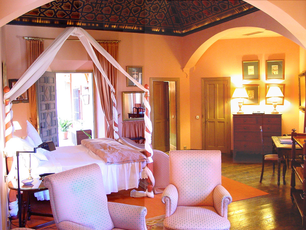 Room 7 a Junior Suite at the Casa de Carmona