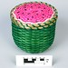 Watermelon basket by Abbe Museum