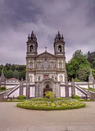 portugal church canon geotagged powershot g1 hdr braga prt canonpowershotg1 powershotg1 ptgui 3exp senhoradarocha geo:lat=4155465802 geo:lon=837781817