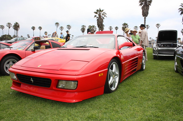 1993 Ferrari 348 GTB Serie Speciale | Flickr - Photo Sharing!