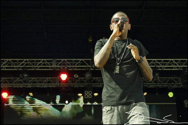 The Come Up Show.com Presents- Fabolous at Summer Jam Canada 2010