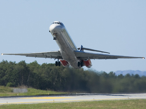 SAS MD81 LN-RMM