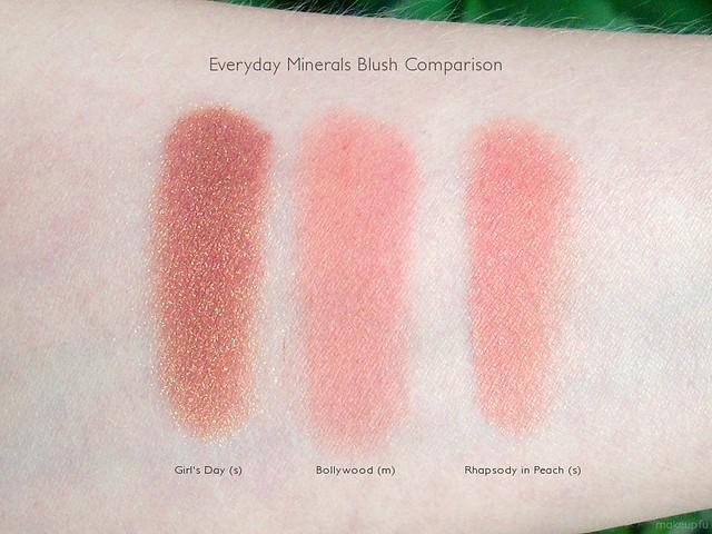 Everyday minerals blush