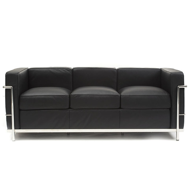 bauhaus le corbusier designer sofa designed in 1929 flickr photo sharing. Black Bedroom Furniture Sets. Home Design Ideas