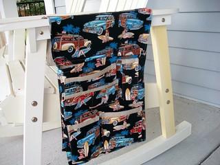 Beach Chair Caddy