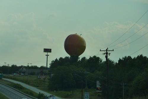 big watertower peach gaffney