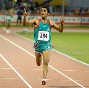 Juan Luis Barrios logra marca personal rumbo a Londres 2012