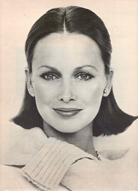 Estee Lauder Model Karen Graham