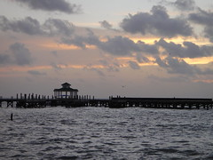 Dawn in Ambergris Caye, Belize