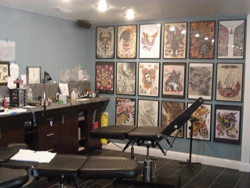 tattoo parlor interior designers joy studio design gallery best design. Black Bedroom Furniture Sets. Home Design Ideas