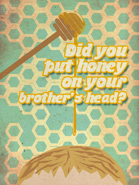 Things I've Said to My Children: Honey