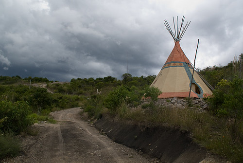road wood building tree nature clouds de hotel handmade branches villa teepee tipi leyva