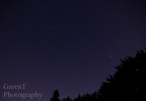 Perseid Meteor Shower, again...