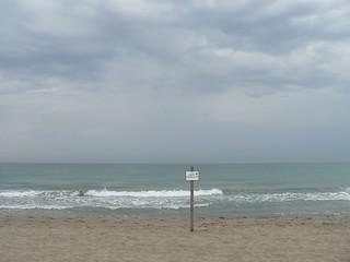 Imagem de Spiaggia comunale libera di Castelporziano.