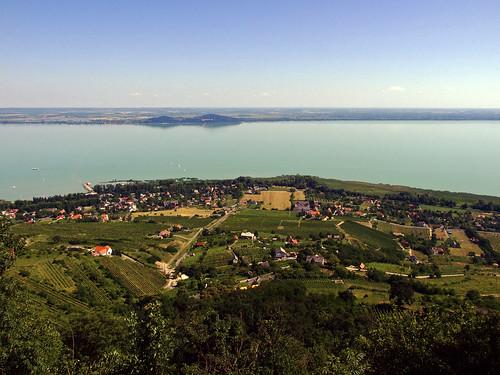 panorama lake nature landscape crossprocessing fujifilm outlook viewpoint balaton tó tájkép badacsony panoráma kilátás s6500fd fujifilms6500fd kereszthívás tommmysun