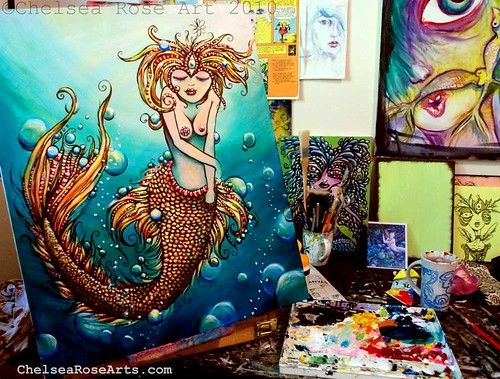 Mermaid-work in progress
