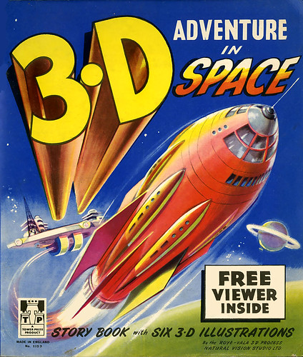 1953 ... it's British, it's 3-D!! by x-ray delta one