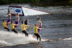 U.S. Water Ski Show Team - Scotia, NY - 10, Aug - 30 by sebastien.barre