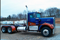 1973 Kenworth W900A for Sale http://www.flickr.com/photos/46535856@N08/sets/72157625529238846/detail/