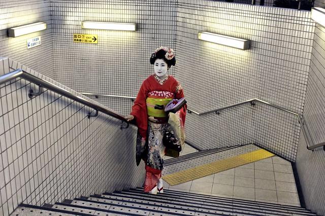 Japan, 2007, by Steve McCurry