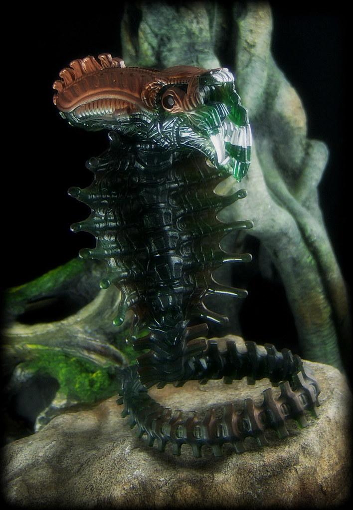 Kenner Aliens - Snake Alien   Ed Speir IV   Flickr