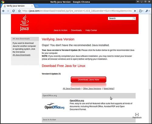 Java sería utilizado por hackers para robo de identidad