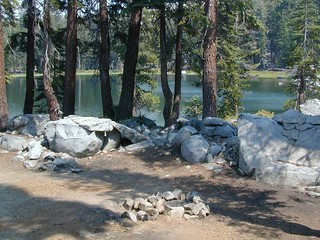 Brewer Lake Campsite