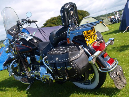 Harley Davidson Motorcycles - 1993